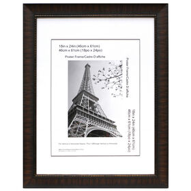 Picture of 18 X 24-in Espresso Maria Poster Frame