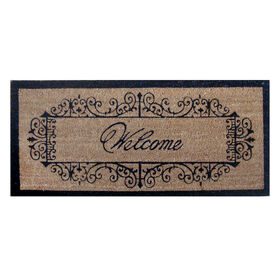 Picture of Welcome Double Doormat 20 X 46-in