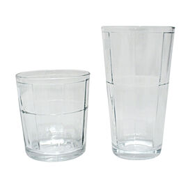 Picture of Pavillion 16 Piece Cooler and Double Old Fashion Glass Set