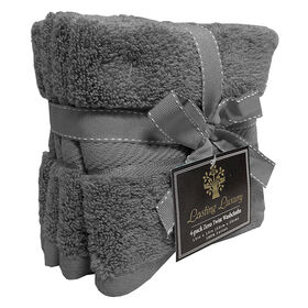 Picture of 4 Pack Washcloth - Graphite