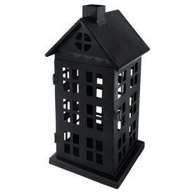 Picture of MTL HOUSE LANTERN 11  SM
