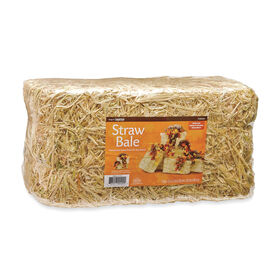 Straw Hay Bale 24-inch
