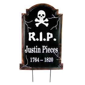 Tombstone Justin Pieces 30-inch