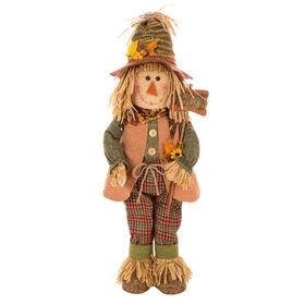 Fabric Scarecrow - Boy