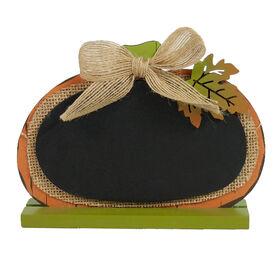 Chalkboard Pumpkin - Small