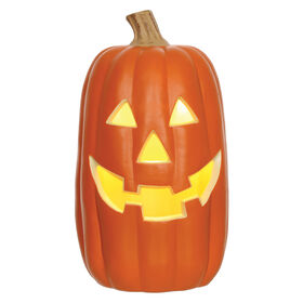 X-Large Light-up Pumpkin 16-inch