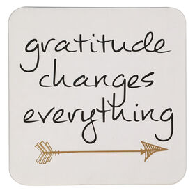 Gratitude Changes - Coaster