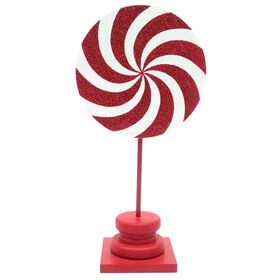 10in Lollipop Table Piece