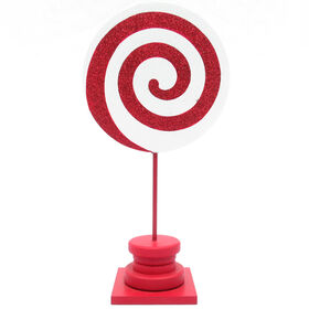 12in Lollipop Table Piece