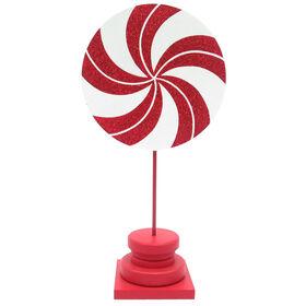 13.75in Lollipop Table Piece