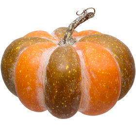 Orange Pumpkin 7 x 5.25 Inch