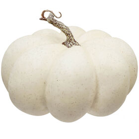 Cream Pumpkin 7-inch x 5.25-inch