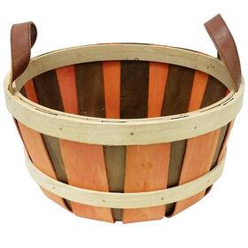 Round Chipwood Basket - Medium