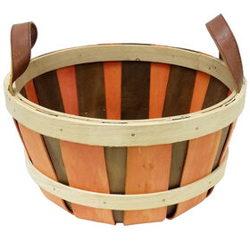 Round Chipwood Basket - Medium