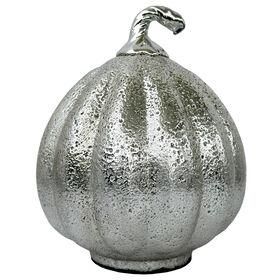 Silver Mercury Pumpkin