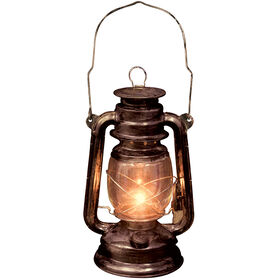 Vintage Light-Up Lantern