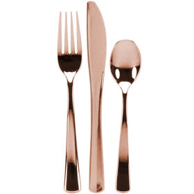 Combo Cutlery Rose Gold Box