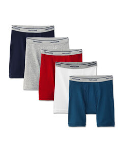 Boys' 5 Pack Assorted Boxer Brief